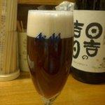 鳥彩 - タヒチアンノニビール!