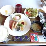 porutofa-ro - 朝食