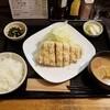 なりくら - 料理写真:ロースかつ定食(120g)