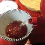 うさぎや - 自然体の蕎麦湯で後味すっきり