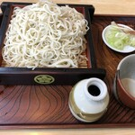 福寿庵 - 料理写真:大もり¥630