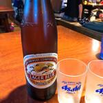 もりちゃん - 瓶ビール 700円