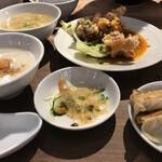 Kozarachuukamomoten - 油淋鶏ランチ