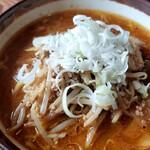 田村家 - 味噌ラーメン