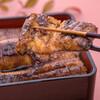 三谷うなぎ屋 - 料理写真:うな重(1尾)