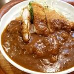 Guriruchiyoda - ロースカツカレー:700円