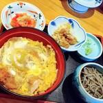 三寿保 - 料理写真:カツ丼セット