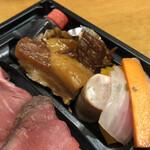 BUTTINGHAUS JIRO - 角煮やピクルス(新宿タカシマヤ「美味コレクション」)