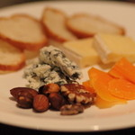 オステリア マツモト - チーズ盛り合わせ1000円