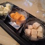 ツルヤ - チーズ
