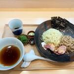 136922972 - つけ麺(醤油)