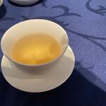 中国料理 桃李 - ジャスミンティー