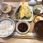 天麩羅 えびのや - 料理写真: