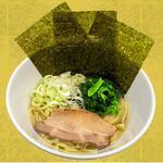 横浜家系ラーメン 梅田家 - 冷まし鶏塩ラーメン