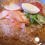 シジャン - 市場風辛冷麺 アップ