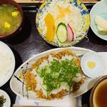 かわみ - ロースカツ膳