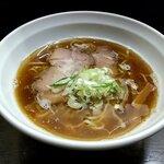 尼龍 - 尼龍ラーメン(醤油)税込700円