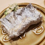 136937884 - 太刀魚(焼き)