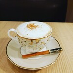 365cafe - カフェカプチーノ
