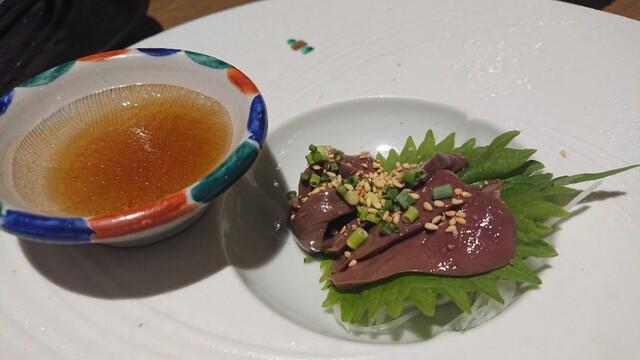 馬場の美和食 さしうまの料理の写真