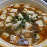 味臨軒 - マーボー豆腐(麻婆豆腐)