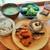 紗Bon堂 - メインの他にお魚やお惣菜も揃うメインプレートに、サラダやお味噌汁、デザートやドリンク付き、日替わり紗bonプレート1,000円