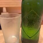 鯛塩そば 灯花 - ハートランド小瓶