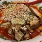 拉麺 大公 - 辛いタンメン 2辛