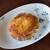 プス - 料理写真:リンゴ&クリーム&クリームチーズ。