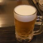 ダボレラ - 愛すべき生ビール
