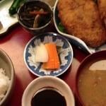 和楽 酔竹 - コロッケの定食