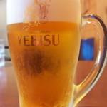 Grillマッシュ - ビール