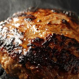 渋谷ハンバーグでググれば出て来る牛100%の和牛ハンバーーグ