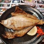 大幸商店 - 料理写真:焼き魚定食の焼き魚