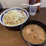 ラーメン ゼンゼン - 料理写真:【2020.9.18】塩レモンつけ麺930円+豚増し200円