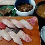惣四郎 - 料理写真:Bセット¥1,250