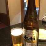 廻る富山湾 すし玉 - 瓶ビール中