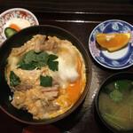 五鐵 夢境庵 - 親子丼