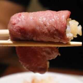 ご飯によく合う伝統のもみタレ焼肉