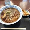 ネーブルみなみ館 - 料理写真:醤油ラーメン 650円