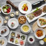 グリルブッフェ&レストラン・バー オードリー - ランチブッフェ+Plus