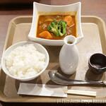 肉家焼肉ゑびす本廛 - ハンバーグ