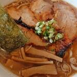 八雲  - 醤油バラ肉チャーシュー(大盛)