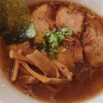 八雲  - 醤油バラ肉チャーシュー