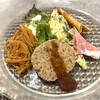チェントット - 料理写真:前菜。 普通のお味でした。ってか接客と雰囲気の悪さでイライラして、味わう余裕がなかった。