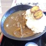 上大岡 肉寿司 - 馬スジカレー