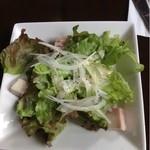 ウメチ - サラダ