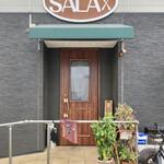 キッチン SALA - お店入り口