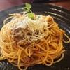 フルット - 料理写真:ミートスパゲティ