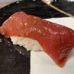 第三春美鮨 - シビマグロ 中トロ 129.4kg  腹中 延縄漁 青森県大間